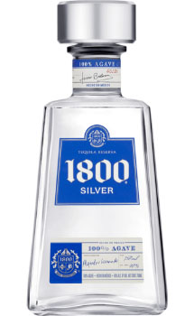 1800 TEQUILA SILVER - 750ML