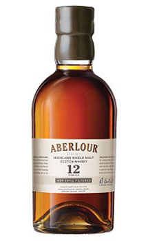 ABERLOUR SINGLE MALT SCOTCH 12 YEAR OLD