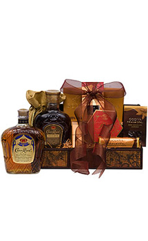 THE CROWN JEWEL GIFT BASKET
