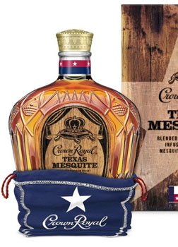 CROWN ROYAL CANADIAN WHISKY TEXAS M