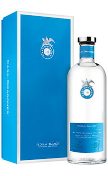 CASA DRAGONES TEQUILA BLANCO - 750ML