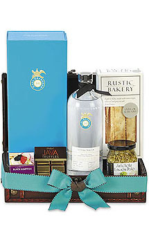 HOUSE OF BLUES GIFT BASKET