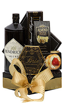 HOUSE OF GIN GIFT BASKET