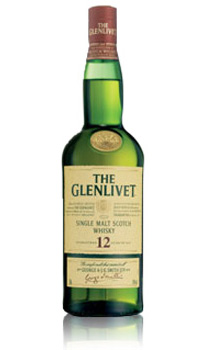 THE GLENLIVET 12 YEAR OLD SINGLE MALT