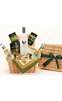 VEEV ON THE GO ORGANIC GIFT BASKET