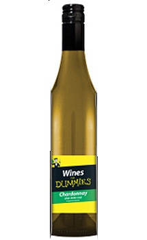 WINE FOR DUMMIES CHARDONNAY WINE