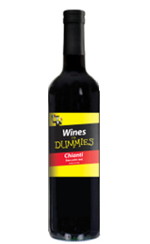WINE FOR DUMMIES CHIANTI WINE