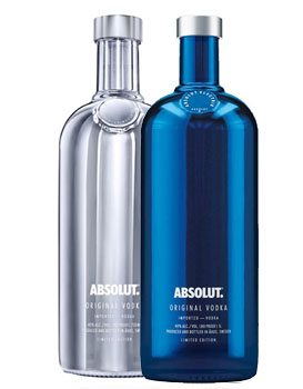 Send ABSOLUT VODKA ELECTRIK Online