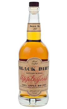 BLACK DIRT APPLE JACK BRANDY