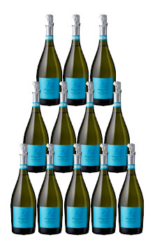 BLU PROSECCO - CASE OF 24 BOTTLES 1