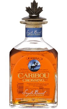 CARIBOU CROSSING CANADIAN WHISKY SI