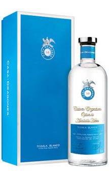 CASA DRAGONES TEQUILA BLANCO - 750ML CUSTOM ENGRAVED