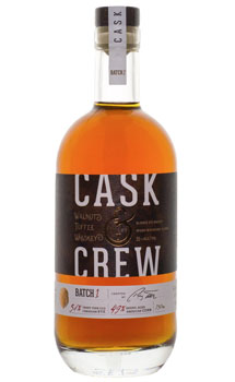 CASK & CREW BLENDED RYE AMERICAN WH