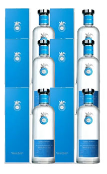 CASA DRAGONES TEQUILA BLANCO - 375ML - 6 BOTTLES