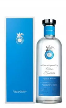 CASA DRAGONES TEQUILA BLANCO - 375ML - CUSTOM ENGRAVED