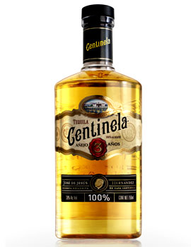 CENTINELA TEQUILAS ANEJO 3 ANOS