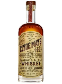 CLYDE MAY'S WHISKEY SPECIAL RESERVE