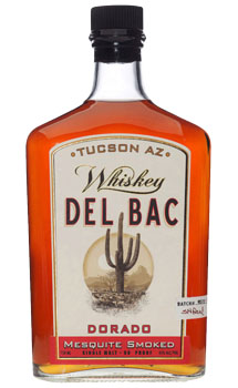 DEL BAC WHISKEY MESQUITE SMOKED DOR
