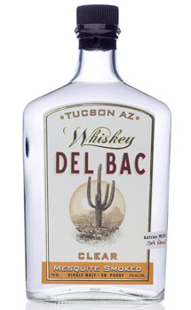DEL BAC WHISKEY MESQUITE SMOKED CLE