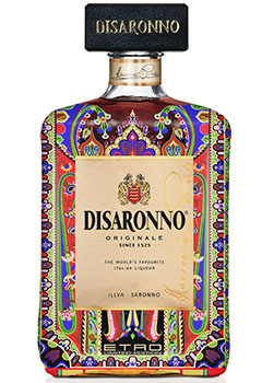 DISARONNO WEARS ETRO - LIMITED EDIT
