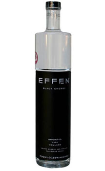 EFFEN VODKA BLACK CHERRY