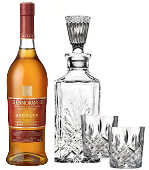 GLENMORANGIE BACALTA SCOTCH SINGLE