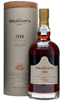 GRAHAM'S 30 YEAR OLD TAWNY PORT