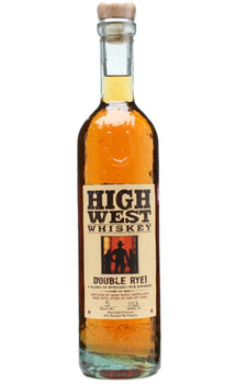 HIGH WEST WHISKEY DOUBLE RYE