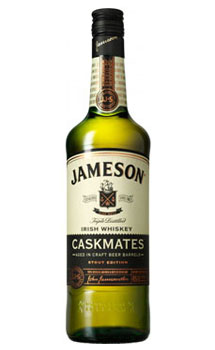 JAMESON IRISH WHISKEY CASKMATES STO