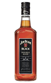 JIM BEAM BOURBON BLACK 8 YEAR DOUBL