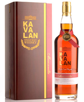 KAVALAN SOLIST WHISKY SINGLE MALT MANZANILLA