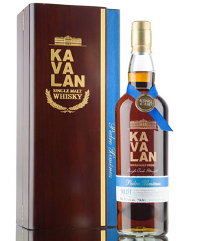 KAVALAN SOLIST WHISKY SINGLE MALT PEDRO XIMENEZ