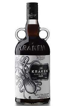 THE KRAKEN BLACK SPICED RUM - 750ML