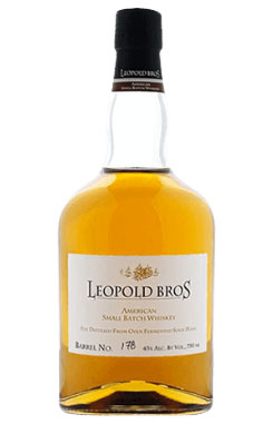 LEOPOLD BROS WHISKEY AMERICAN SMALL