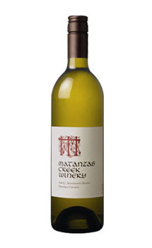 MATANZAS CREEK WINERY SAUVIGNON BLA