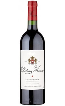 CHATEAU MUSAR RED 1966