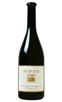 NEWTON UNFILTERED CHARDONNAY