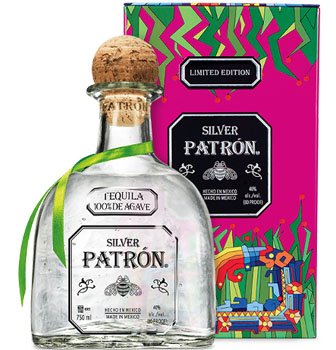 PATRON TEQUILA SILVER - MEXICAN IND
