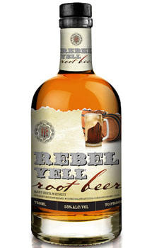 REBEL YELL WHISKEY ROOT BEER
