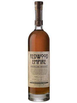 REDWOOD EMPIRE WHISKEY AMERICAN