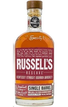 RUSSELL'S RESERVE BOURBON SINGLE BA