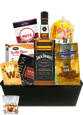 SINATRA'S SELECTION GIFT BASKET